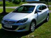 Opel Astra ST 1 6