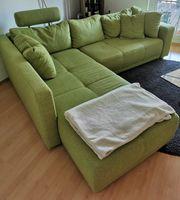 Schlaf couch gebraucht grün