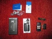 E-Zigarette Vaporesso Swag II schwarz