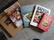 Koch- und Backbücher