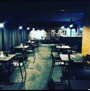Cafe bar Lounge mit live