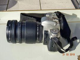 Foto und Zubehör - Kamera Pentax MZ 5n mit