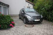 Mercedes-Benz B 170 Automatik - Garagenw