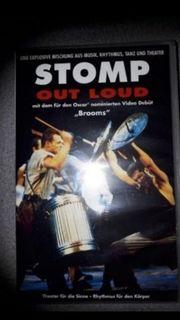 1 DVD von STOMP NEU