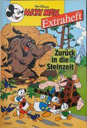 Micky Maus Extraheft Januar 1990