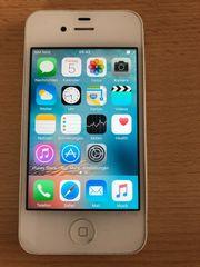 iPhone 4s weiß 16 GB