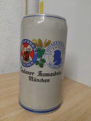 Bierkrug Paulaner 3 Liter