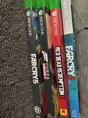 Xbox Games 4 Games für