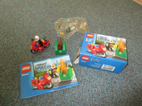 Lego Set 60000 Feuerwehr
