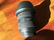 Weitwinel Objektiv - Sigma 10-20mm F4-5