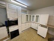 NOBILIA Landhaus Küchenzeile Einbauküche E-Geräte