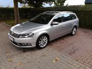 VW Passat Highline Blue 2