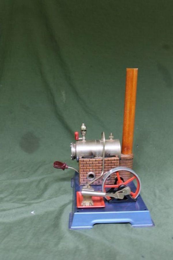 Wilesco Dampfmaschine Modellbau