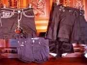 4 x gothic retro Kleidungspaket