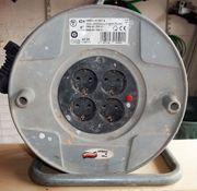 1 Gebrauchte Kabelrolle 40m 220V