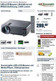 Beamer- LCD
