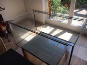 Aquarium Glasbecken zu verkaufen
