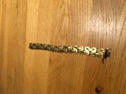 Schweres massives Armband aus 750er