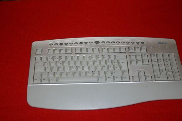 Funktastatur und Maus Tastatur Maus