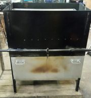 Grill für Holz Kohle