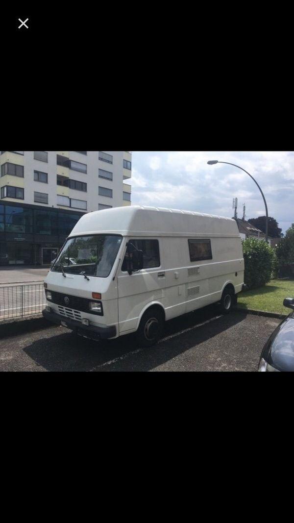 Verkaufe Wohnmobil Lt 4O
