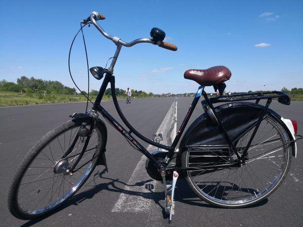 Original Gazelle Hollandrad In Munchen Damen Fahrrader Kaufen Und Verkaufen Uber Private Kleinanzeigen