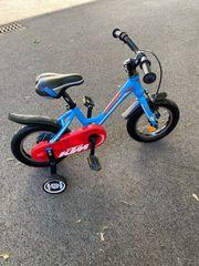 Kinder Fahrrad KTM