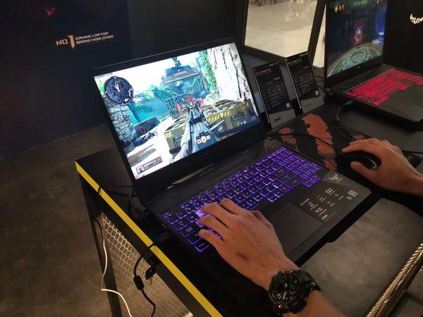 ASUS TUF Gaming FX 705