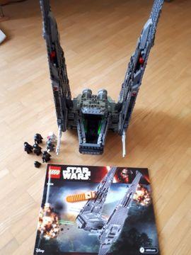 Spielzeug: Lego, Playmobil - Lego 75104 Kylo Ren s