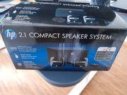 Lautsprecher HP Compact speaker system