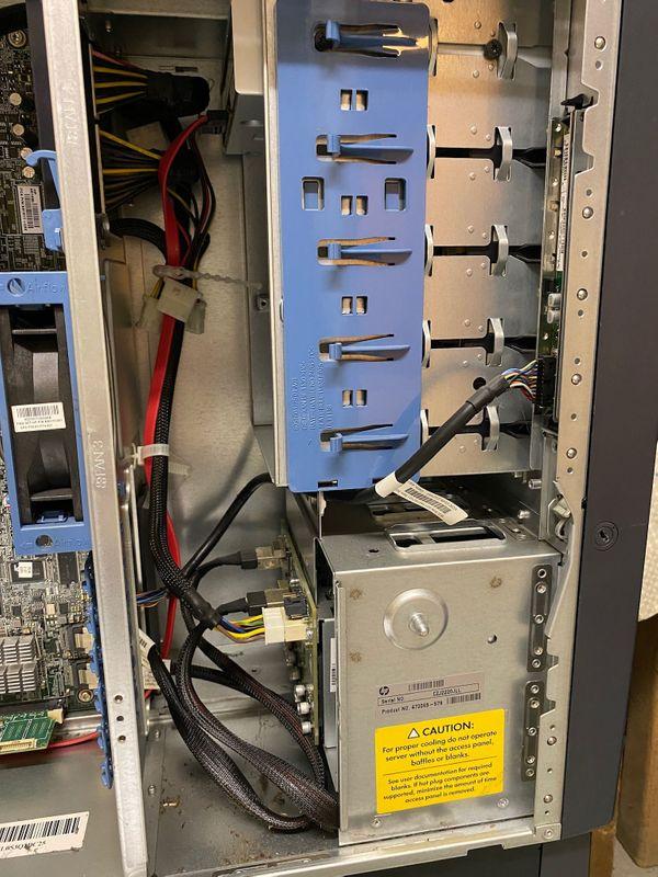 2 x Server HP Proliant