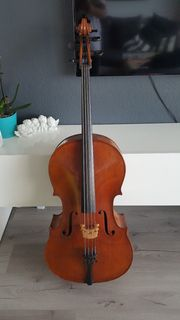 Altes Antikes Cello Violoncello