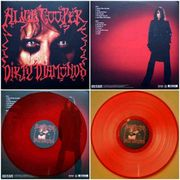 ALICE COOPER-Dirty Diamond Red Vinyl