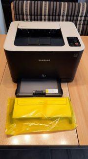 Drucker Samsung CLP 325