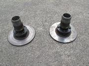 Umbau von Stahlfelgen auf Speichen