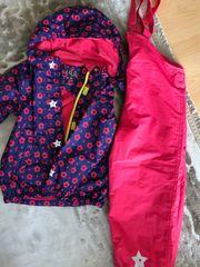 Matchhose und Jacke für Mädchen