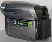 Sony Handycam DCR-HC96E Videokamera MiniDV