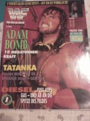 WWF - World Wrestling Federation - Magazin -