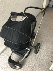 Kombi Kinderwagen Babyschale 3 in
