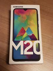 Samsung Galaxy M20 64GB Charcoal
