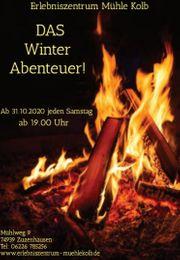 Winter Abenteuer mit Live-Musik Fackelwanderung