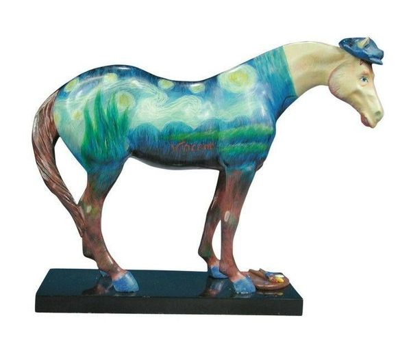 Trail Of Painted Ponies Go