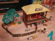 Playmobil Wildtierpflege STATION NR 4826
