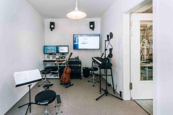 Gitarrenunterricht in Hamburg-Eimsbüttel