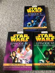 Star Wars Bücher Episode 4-6