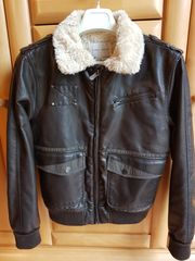 Jacke Winter Zara Boys Gr