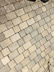 Beton - Pflastersteine Altstadt sortiert verschiedene