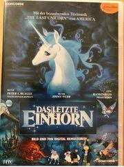 Das letzte Einhorn DVD