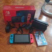 Nintendo Switch und FIFA19
