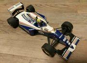 Ayrton Senna 1 18 Modellauto